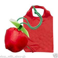 5 Reusable Folding Fruit Shopping Bag Environmental Travel Grocery Tote Handbag