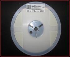 SMD sono denominati resistor resistenza 220 Ohm 220r 0,5w 5% 1210 1 xrolle 5000 pezzi