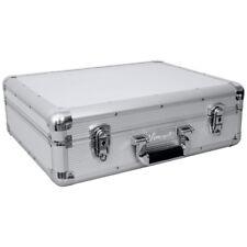 Vincent Master Clipper Tool Case Large Silver VT10142-SV