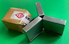 Set 3 Thame EK 08 Soft Jaws to suit Pratt 80mm Diameter Chuck ( 8210-08606 )