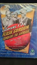 Flash Gordon Conquers The Universe: Chapters 1-4 [DVD], Good DVD, Lee Powell,