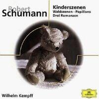 WILHELM KEMPFF - KINDERSZENEN/+  CD NEW!