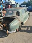 Rover P4 1956 2230cc Petrol Green Classic Barn Find Project Car Spare Or Repairs