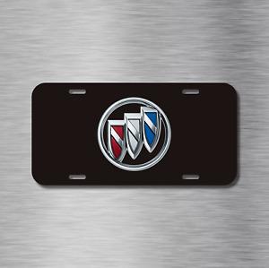 For Buick Enclave Regal Avenir Encore Etc License Plate Front Auto Tag Plate