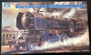 Trumpeter Baureihe 52 mit Steifrahmentender 1/35 NIB Model Kit 'Sullys Hobbies'