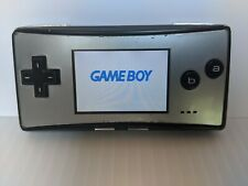 Nintendo Game Boy Gameboy Micro Console System - Works Flawlessly 100%