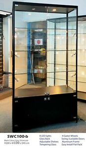Glass Cabinet/Show Case/Collection/Legos/Car Models/Figures Display