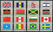 United Nations - New York postfris 1983 MNH 422-437 - Vlaggen / Flags