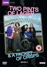 Two Pints of Lager and a Packet of Crisps Series 9 [DVD][Region 2]