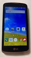 LG Optimus Zone 3 - 16 GB  (Verizon) Smartphone - Black/Gold VS425