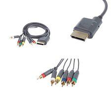 Cavo 6ft Hi Speed Cable RCA AV Component per Xbox360 nuovo BULK