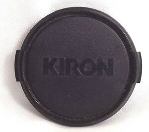 Kiron 55mm Snap-on Plastic Front Lens Cap Kino Precission Genuine for 28mm f2.0