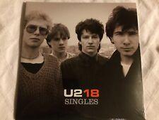 U2 18 Singles 2 x Vinyl LP