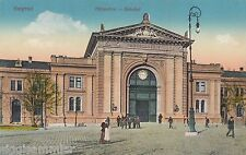 Belgrade Beograd AK 1915 gare serbie srbija 1606373