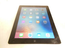 Apple iPad 3rd Gen. 64GB, Wi-Fi + Cellular (Unlocked), 9.7in - Black
