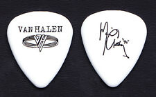 Van Halen Michael Anthony Signature White Guitar Pick - 1995 Balance Tour