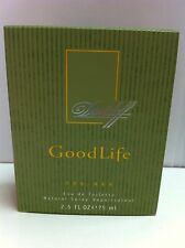 GOOD LIFE DAVIDOFF FOR MEN  EAU TOILETTE SPRAY  75 ML NEW / VINTAGE