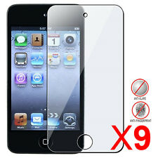 9X Anti-Glare (Matte) Screen Protector for iPod Touch 4th Gen. 8GB, 32GB, 64GB