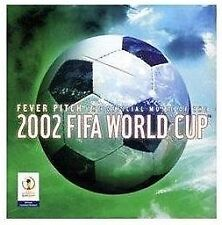 Fever Pitch: The Official Music of the 2002 FIFA World Cup CD Free Ship #IB24