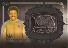 "Star Wars Galactic Files 2 - MD-5 Lando ""Millennium Falcon"" Medallion Card"
