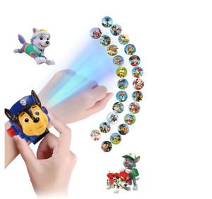 Digitale Uhr Kinder Projektion Paw patrol, Frozen uvm.