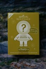 2012 HALLMARK Astronaut Mystery Frosty Friends LIMITED SURPRISE ORNAMENT