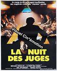 Affiche 120x160cm LA NUIT DES JUGES /THE STAR CHAMBER 1984 Michael Douglas