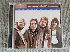 Bachman-Turner Overdrive - The Universal Masters Collection CD