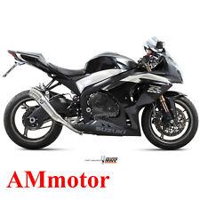 Exhaust Muffler Motorcycle Mivv Suzuki Gsx-R 1000 2010 10 Ghibli