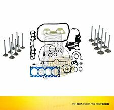 Head Set Intake & Exhaust Valves Fits Dodge Colt 2.0 L SOHC  # HGV001