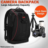 Kamera Rucksack Fotorucksack Tasche SLR DSLR Fototasche Fotokoffer Regenschutz F