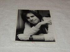 Bob Weir - 8 x 10 Original Photo Print - Close Up Lounging - Cool & Rare!