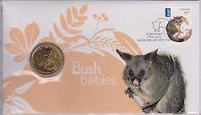 Australia Stamps 2013  Bush Babies - Brush-Tailed Possum PNC