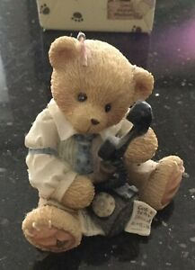 Collectable Cherished Teddies P  Hillman Enesco - R Harrison Hartford 1996 Boxed