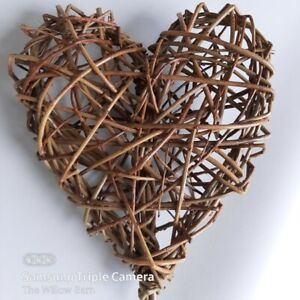 Willow Weaving Craft Kit -  Hearts