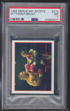 Merlin - Sky Sports 1996 - Mike Tyson / Frank Bruno - PSA 7 NM