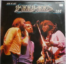BEE GEES - Here at last...Live - Club-DLP