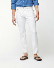 Tommy Bahama Caicos Vintage Slim Fit Jeans Mens 40 x 30 White Stretch NWT $128