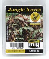 AMMO AMIG8452 Jungle Leaves (Plants) Terrain Vegetation Scenery Mig Jimenez NIB