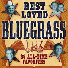 Best Loved Bluegrass 20 AllTime Favorites [CD]