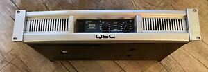 QSC GX5 Power Amplifier, PA Endstufe, Vollverstärker Top Zustand