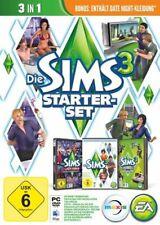 Die Sims 3: Starter-Set Bundle PC/Mac Download Vollversion + Erweiterung EA