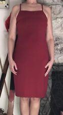 Energie Sexy Spaghetti Strap Body Con Dress Size L