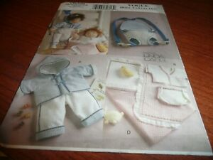 Vogue Doll Collection V8056 Sewing Pattern