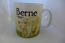 Starbucks City Mug Icon Berne Switzerland New