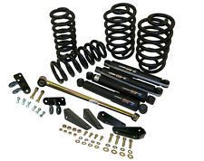 "1965 - 1972 Chevy C10 Truck Lowering Kit, Deluxe, 4"" Front, 6"" Rear"