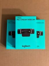 NEW Logitech C922x Pro Stream Webcam Full 1080p HD Camera - SHIPS ASAP