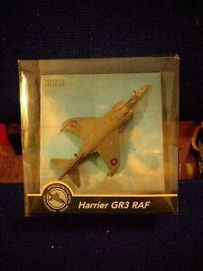 Diecast, Harrier,Gr3 RAF, Boxed