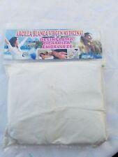 White Clay for Facial Mask/Arcilla Blanca Natural para Mascarillas/Masajes 1Kilo