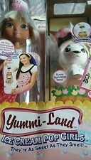 Yummi land large doll Betsy Bubblegum